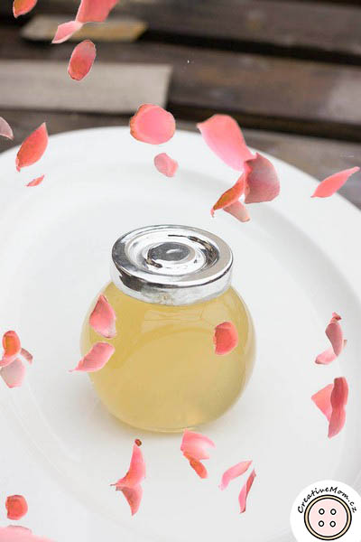 shampoo rose-lemon balm