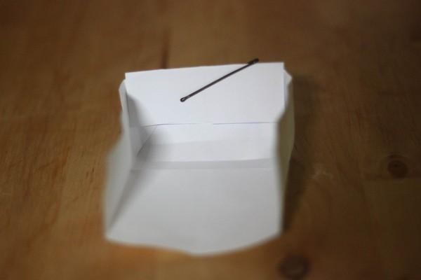 Miniature Paper Handbag