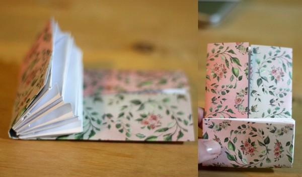 papírová mini kabelka