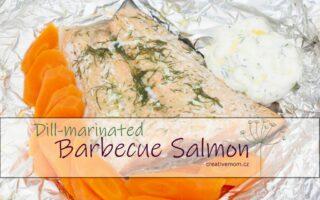barbecue salmon