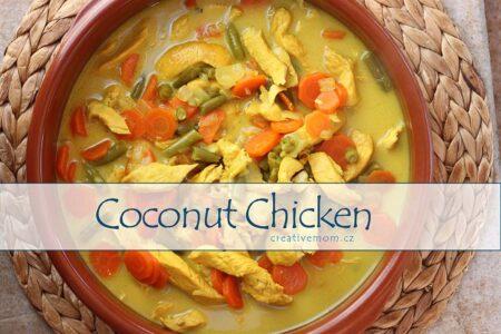 coconut chicken