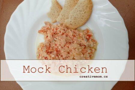 mock chicken
