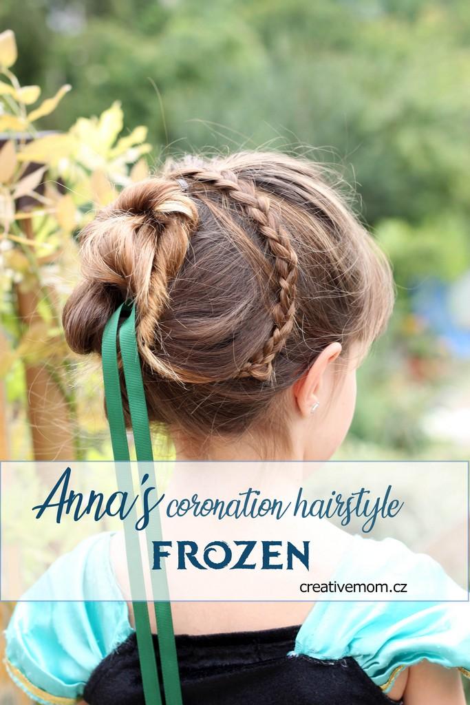 anna hairstyle frozen
